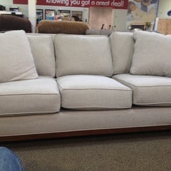 Photo taken at Mrs B's Clearance & Factory Outlet Center by Ruth O. on 7/19/2014