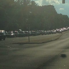 Photo taken at Interstate 85 by Derek X. W. on 7/12/2013