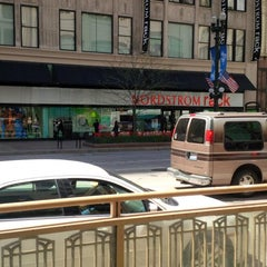 Photo taken at Nordstrom Rack The Shops at State and Washington by Jorge M. on 5/13/2013