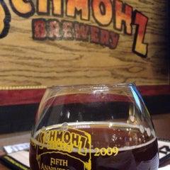 Photo taken at Schmohz Brewing Co. by Greg B. on 1/27/2016