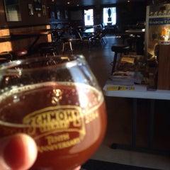 Photo taken at Schmohz Brewing Co. by Greg B. on 3/9/2015