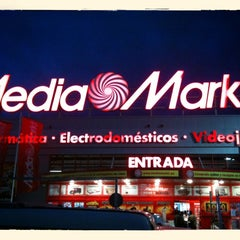 Photo taken at Media Markt Centro Comercial Guadaira by Paloke on 1/17/2013