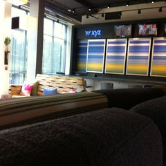 Photo taken at Aloft Charlotte Ballantyne by Caryn M. on 5/20/2013