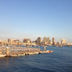 Photo taken at City of San Diego by Vinicius C. on 8/19/2013