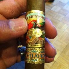 Photo taken at Cigar Exchange by Roosevelt C. on 3/1/2014
