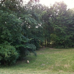 Photo taken at Swope Park by Michael G. on 9/14/2013