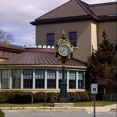 Photo taken at National Watch & Clock Museum by Lia S. on 3/23/2013