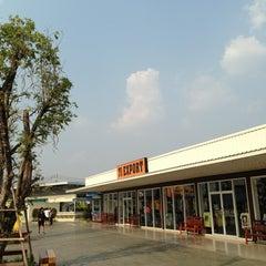 Photo taken at ปั้ม ปตท อ.สีดา by Kunagon on 3/8/2014