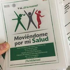 Photo taken at Secretaría De Salud by Daniela S. on 8/13/2015