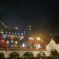 Photo taken at Festival Of Lights by Tass A. on 11/24/2012