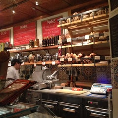 Photo taken at Il Buco Alimentari & Vineria by Toni A. on 4/26/2013