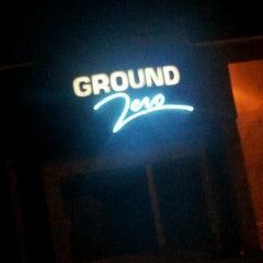 Photo taken at Ground Zero Nightclub by Nikki R. on 11/15/2013