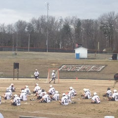 Photo taken at Southeast Guilford High School by Brian B. on 3/1/2013
