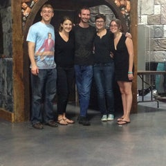 Photo taken at Castle Laser Tag by Canyon B. on 6/1/2014
