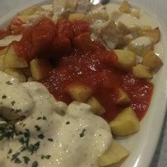 Photo taken at Candasu Sidrería Restaurante & Llagar by Laura S. on 10/3/2013
