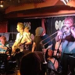 Photo taken at 606 Club by Brendan Q. on 7/18/2013