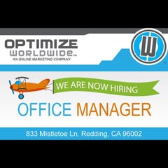 Photo taken at Optimize Worldwide, Inc. by Matt M. on 10/3/2014