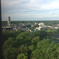 Photo taken at Parks Tower - UToledo by Nick M. on 8/5/2013