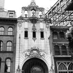 Photo taken at Boston Opera House by Melisse K. on 11/29/2012