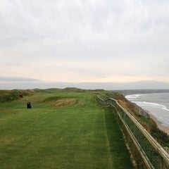 Photo taken at Ballybunion Golf Club by Marshall M. on 9/24/2013