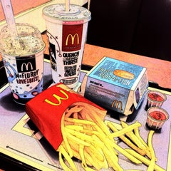 Photo taken at McDonald's by Chloe K. on 8/30/2014