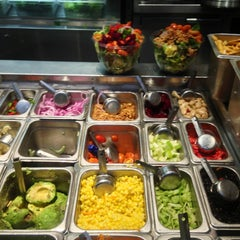 Photo taken at Chop't Creative Salad Company by Jeff M. on 5/18/2013