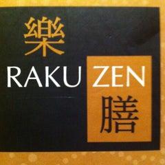 Photo taken at Rakuzen by Raymond Y. on 7/19/2013
