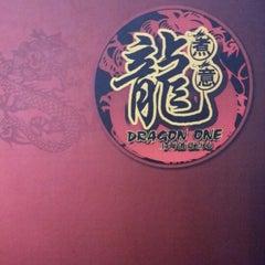 Photo taken at Dragon One (龙煮意上海创意点心) by DnA'z B. on 1/6/2013