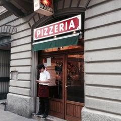 Photo taken at Pizzeria Da Giuliano by Camilla B. on 4/19/2015