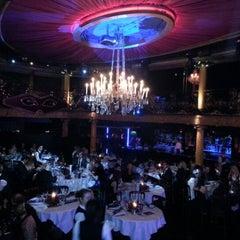 Photo taken at Café de Paris by fatma e. on 12/31/2012