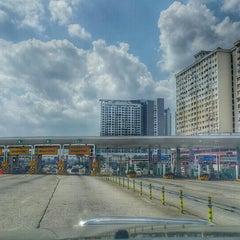 Photo taken at Plaza Tol Sungai Besi by UmiAbiNini on 7/23/2015