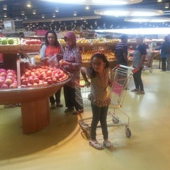 Photo taken at Kuala Kencana Shoping Center by Robby H. on 8/24/2013