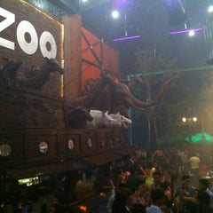 Photo taken at ZOO Bar by Mario Alberto G. on 7/12/2013