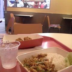 Photo taken at KFC (เคเอฟซี) by Seksan P. on 4/30/2014