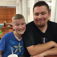 Photo taken at Golden Corral by Susan G. on 9/5/2015