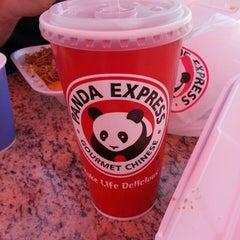 Photo taken at Panda Express by Donavin S. on 5/17/2013