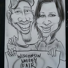 Photo taken at Wisconsin Valley Fair by Tom S. on 8/4/2013