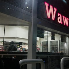 Photo taken at Wawa by Angie B. on 3/10/2013