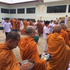 Photo taken at วัดเขาสมโภชน์ by Krittanan M. on 6/9/2014