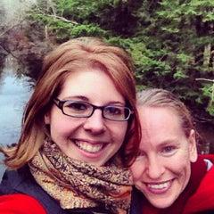 Photo taken at Nescopeck State Park by Kim V. on 11/23/2012