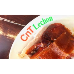 Photo taken at CnT Lechon by Patrick O. on 8/25/2015