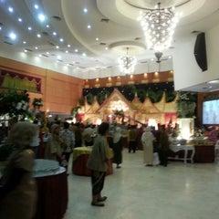 Photo taken at Auditorium PTIK by Herizal F. on 5/19/2013