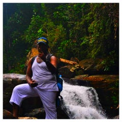 Photo taken at Kanneliya Forest Reserve by Rusa L. on 6/3/2013