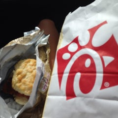 Photo taken at Chick-fil-A by jamie f. on 6/7/2014