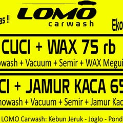 Photo taken at Jet Wash Auto Detailing by LOMO Carwash 24 Jam Jakarta on 1/23/2016