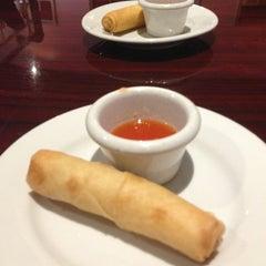 Photo taken at Taste of Thai by V. Mitchell M. on 9/22/2013