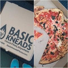 Photo taken at Basic Kneads Pizza by Matt C. on 4/11/2014