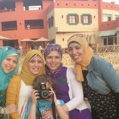 Photo taken at Wadi Degla (New Cairo) | وادي دجلة by Nonnosh T. on 5/30/2014