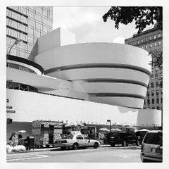 Photo taken at Solomon R. Guggenheim Museum by Mareka L. on 7/5/2013
