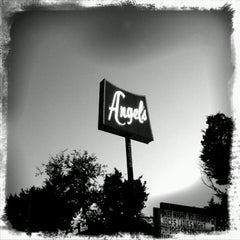 Photo taken at Angel's Icehouse by Melly B. on 12/1/2012
